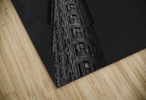 New York - Flatiron crossing jigsaw puzzle