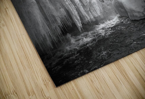 Early Spring Great Falls jigsaw puzzle