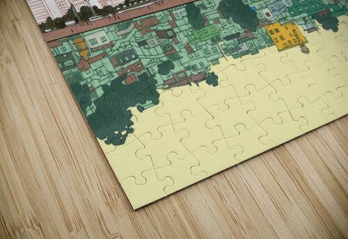 Inequality jigsaw puzzle
