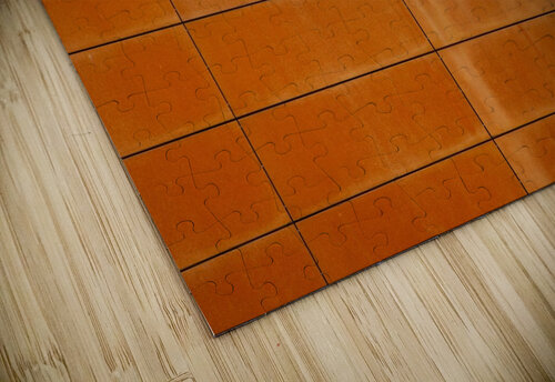 Steel jigsaw puzzle