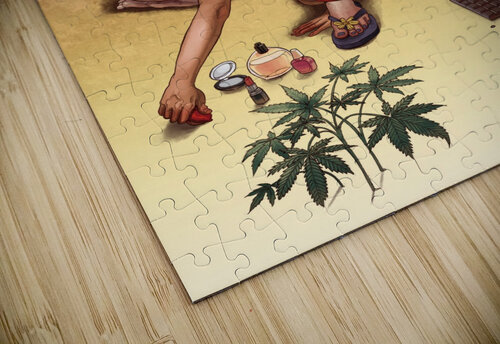 Your Own Personal Slaves VERSION 2 jigsaw puzzle