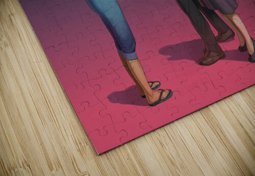 Pro Life jigsaw puzzle