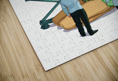 Healthcare is a Business jigsaw puzzle
