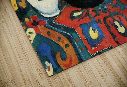 Still Life with Hyacinthe by Macke jigsaw puzzle