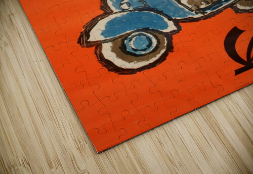 Vespa jigsaw puzzle