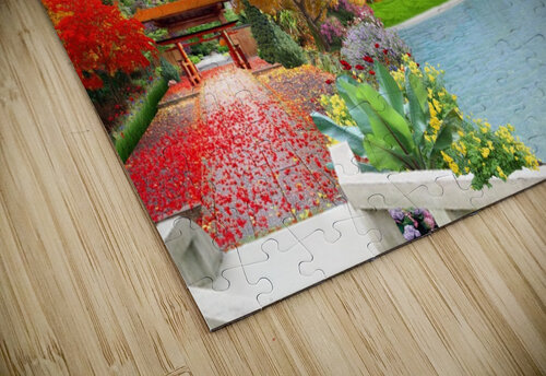 ASIAN HOME jigsaw puzzle