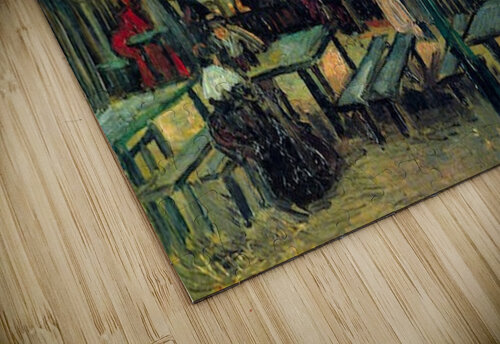 Terrace of a Cafe by Van Gogh jigsaw puzzle