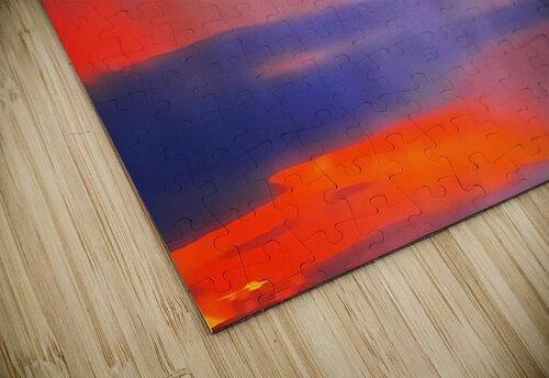 Orange Clouds jigsaw puzzle