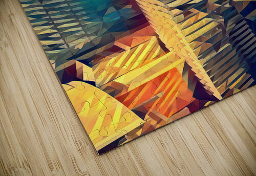 las vegas reflections jigsaw puzzle