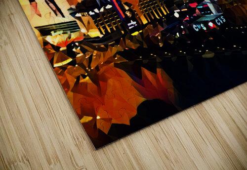 las vegas night jigsaw puzzle