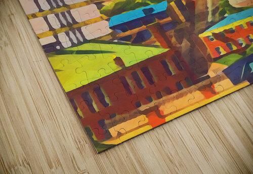 cincinnati mount adams incline jigsaw puzzle
