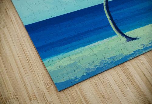 palm color 6 jigsaw puzzle