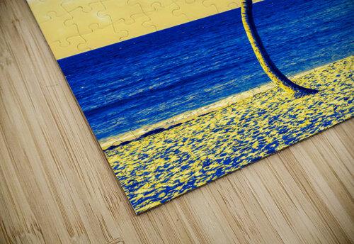 palm color 4 jigsaw puzzle