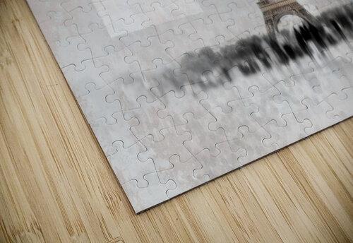 Digital-Art Eiffel Tower II jigsaw puzzle