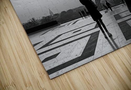 Trocadero square jigsaw puzzle