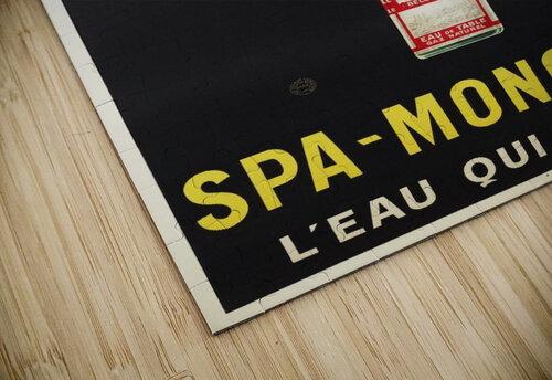 Spa-Monopole - Leau qui petille jigsaw puzzle