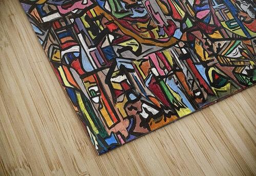 Dissociation jigsaw puzzle
