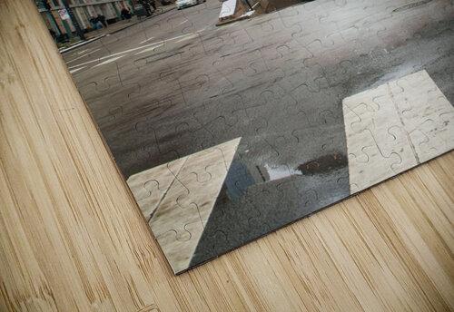 Underground jigsaw puzzle