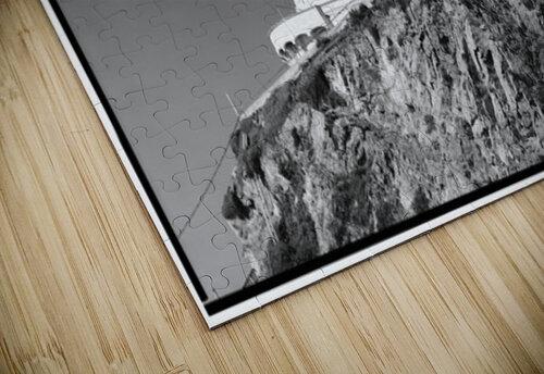 Alcatraz Lighthouse, California jigsaw puzzle