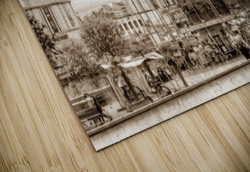 Paris Caroussel jigsaw puzzle