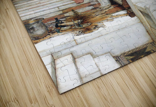After the Audience by Alma-Tadema jigsaw puzzle