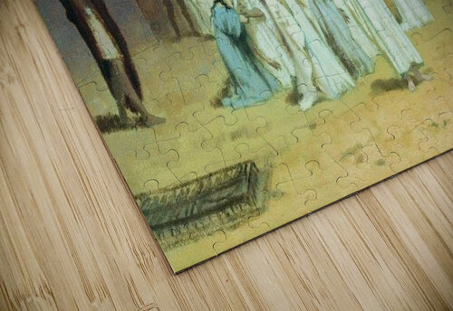 Christians in the arena jigsaw puzzle