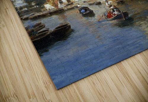 Canale della Guerra, Venice jigsaw puzzle