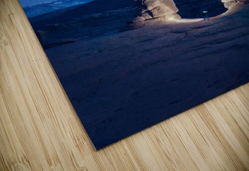 Delicate Arch Night jigsaw puzzle