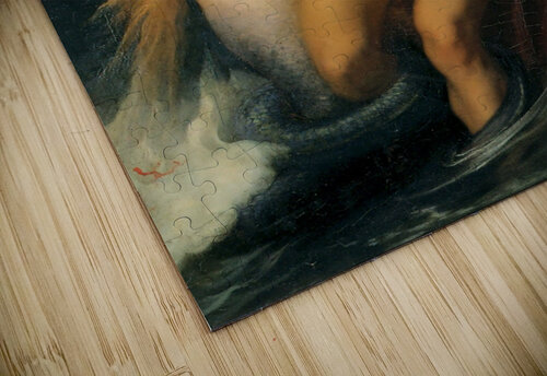 The fisherman and the syren jigsaw puzzle
