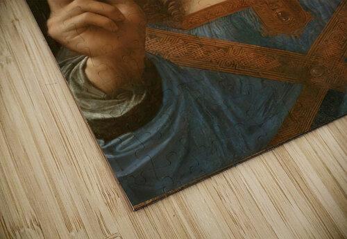 Salvator Mundi jigsaw puzzle