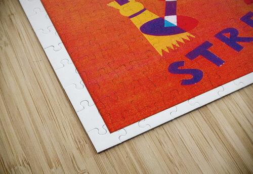 Strega Alberti Benevento poster jigsaw puzzle