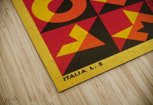 Emporium Italian vintage poster jigsaw puzzle