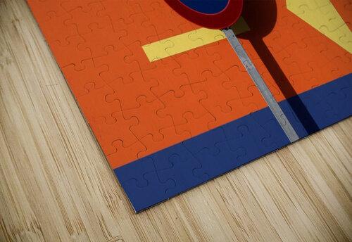 B jigsaw puzzle