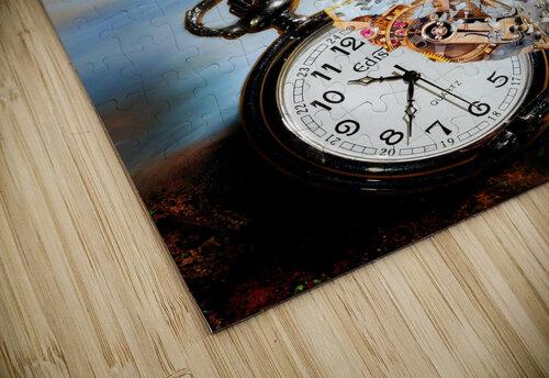 The Vanishing Time jigsaw puzzle