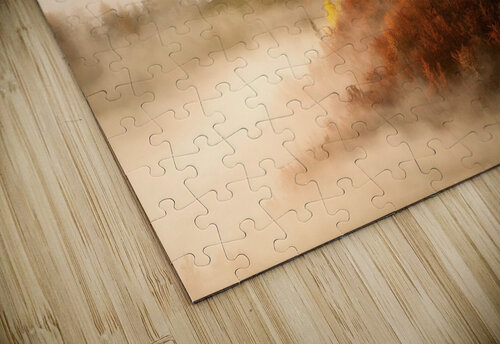November's fog jigsaw puzzle
