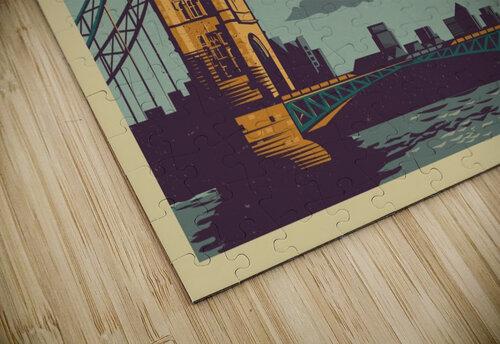 London Tower Bridge jigsaw puzzle