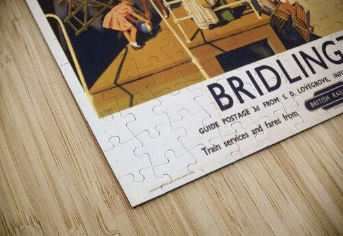 Bridlington poster Blake, F Donald 1950 jigsaw puzzle