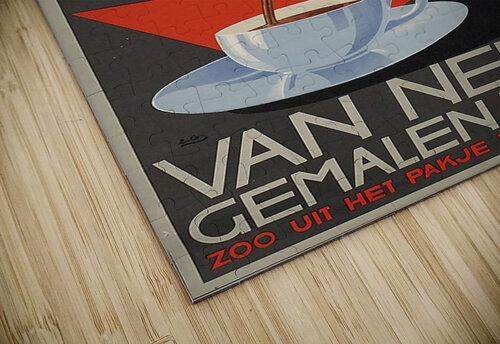 Van Nelle German Koffie jigsaw puzzle