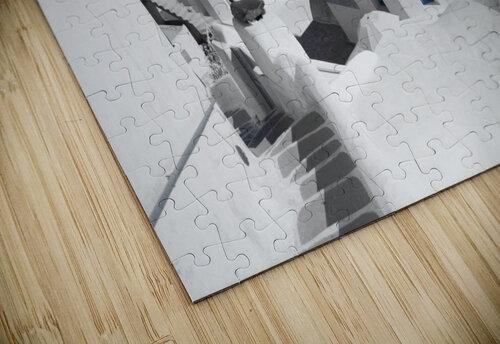Blue Church jigsaw puzzle