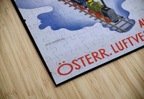 Austroflug jigsaw puzzle