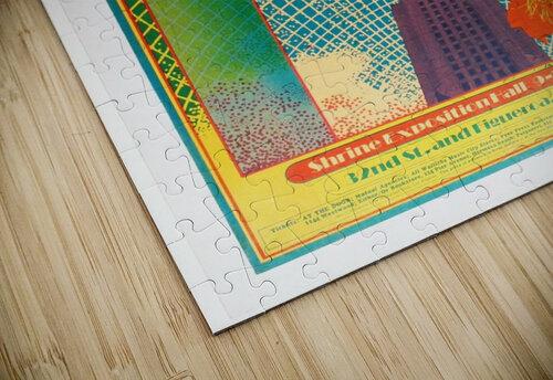 1967 Shrine Exposition Hall Buffalo Springfield Grateful Dead jigsaw puzzle