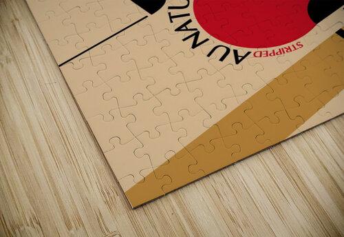 Bauhaus Nude jigsaw puzzle