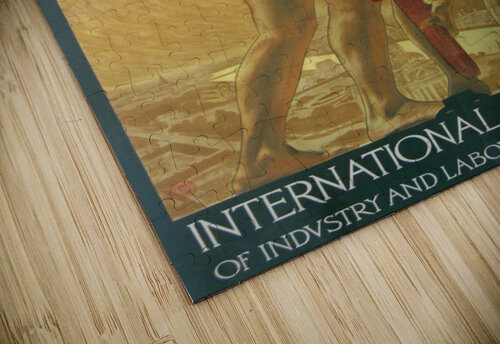 International Exhibition of Industry and Labour Turin 1911 jigsaw puzzle