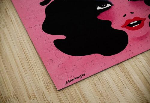 1969 CYRK Poster jigsaw puzzle