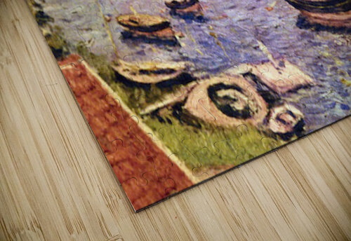 The Marne by Caillebotte jigsaw puzzle