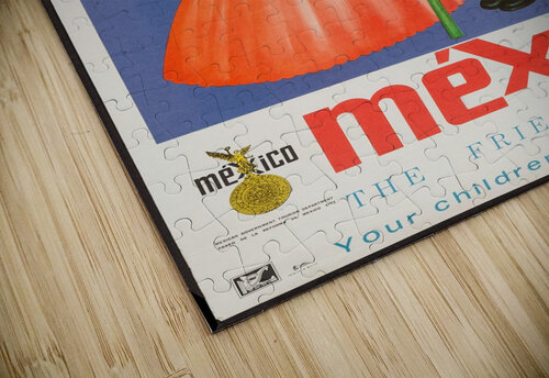 Mexico The friendly land jigsaw puzzle
