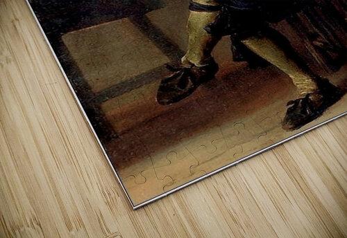 Autoportrait jigsaw puzzle