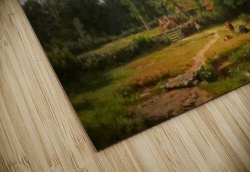 Paesaggio della Westfalia jigsaw puzzle