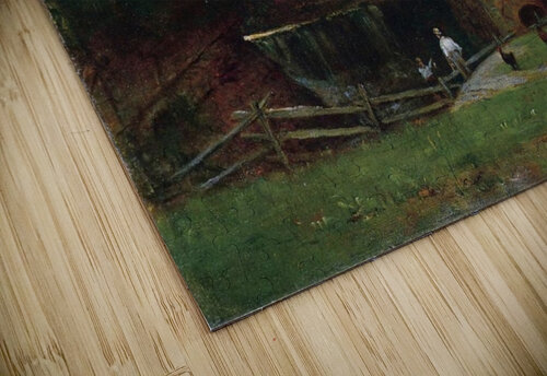 The Mill, Simsbury jigsaw puzzle