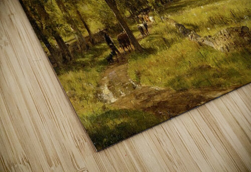 Near Gray Court Junction jigsaw puzzle